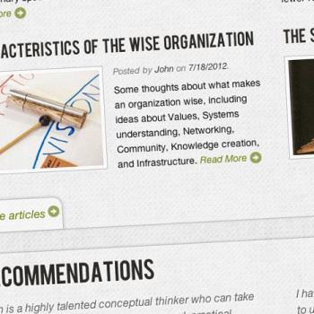 ILC Home Page Closeup