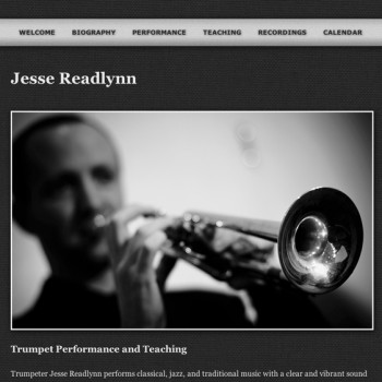 Jesse Readlynn web site