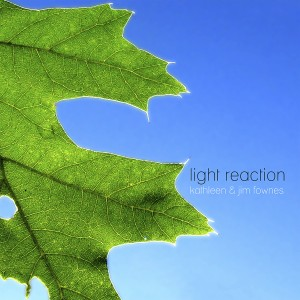 Light Reaction CD Cover