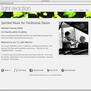 Light Reaction Home Page
