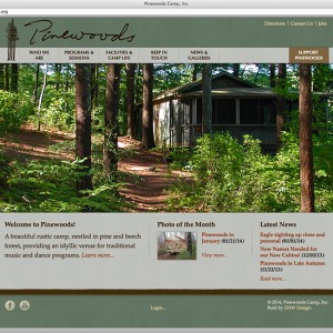 Pinewoods Home Page