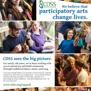 CDSS Annual Appeal 2013