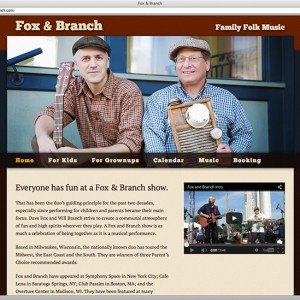 Fox and Branch Overview
