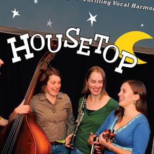 Housetop poster closeup