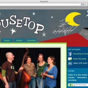 Housetop web site