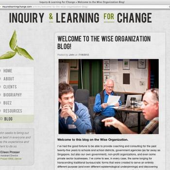 ILC Blog
